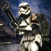 EVO trooper Sulvara