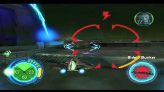 Star Wars Jedi Starfighter Mission 8 Demolition Squad