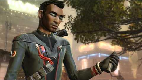 STAR WARS™ The Old Republic™ - Choose Your Side Imperial Agent vs