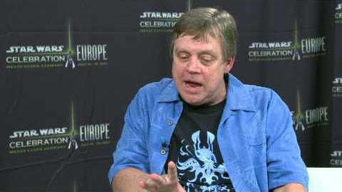 Star Wars Celebration Europe -- Words with Warwick Mark Hamill