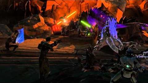 Operation Legions of Scum and Villainy (Nightmare Mode)