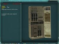Weapons-rack