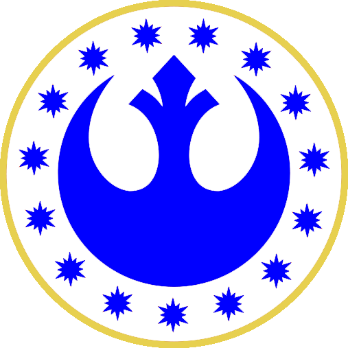 New republic defense forces star wars galaxy wiki fandom powered by wikia - Republic star wars logo ...