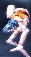 Engineer battle droid