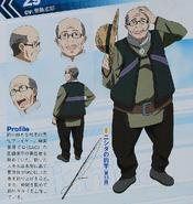 Nishida Anime Sword Art Online no Subete