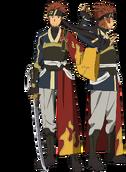 Klein's ALO avatar