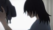 Kazuto waking up in a hostpital
