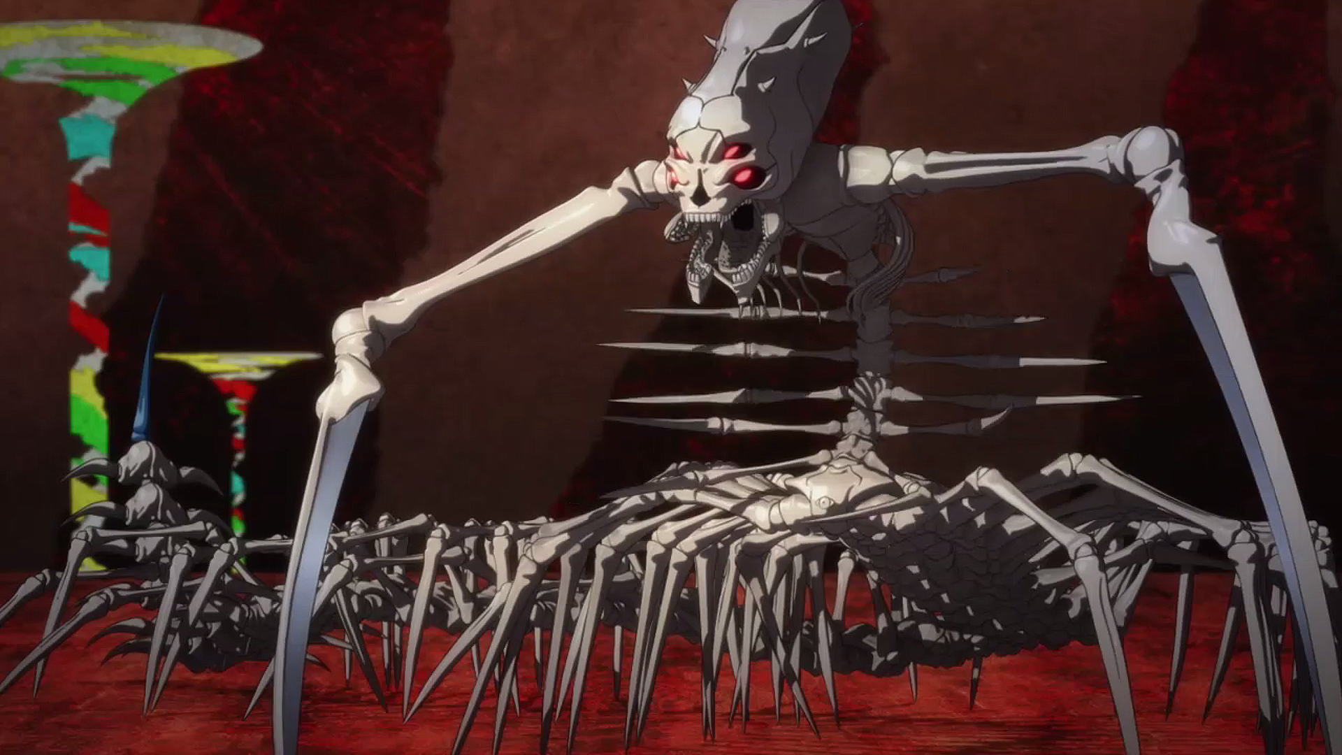 The skull reaper sword art online wiki fandom powered for Floor 100 boss sao