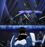 Sword Art Online II - 06 Laughing Coffin Members