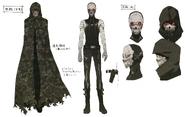 Death Gun 2nd Season Animation Artworks