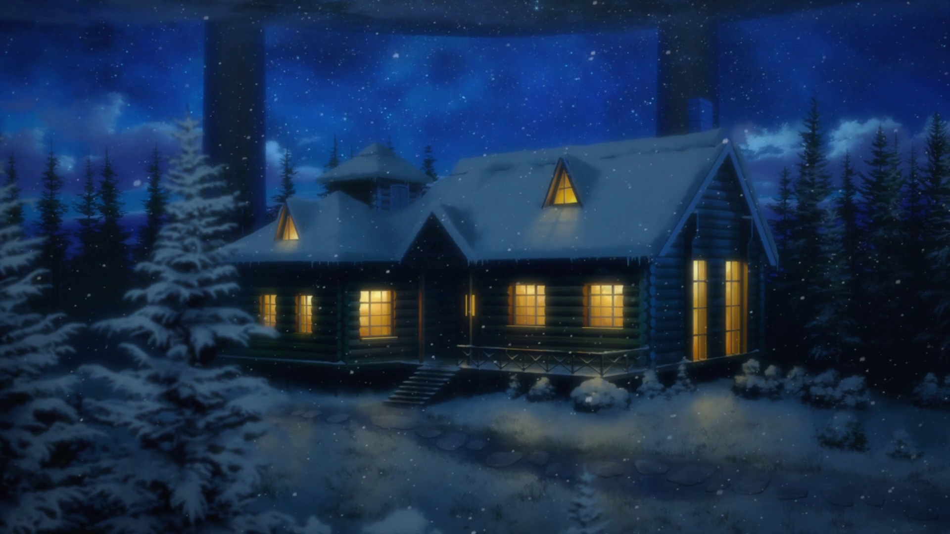 Image Forest House K4 In Sword Art Online Wiki Fandom Powered By Wikia