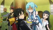 LS Kirito's predicament