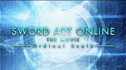 Sword Art Online The Movie -Ordinal Scale- Trailer 4