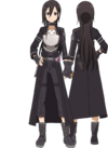 Kirito's GGO Avatar Full Body