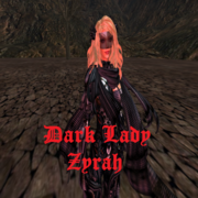 Dark Lady Zyrah profile cover