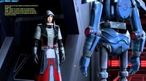 Star Wars The Old Republic - Spaceship Guide Part 1 Introduction