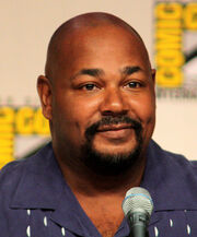 Kevin Michael Richardson FBoS voice actor Cyrus