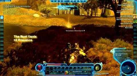 Datacron Locations - Hutta (Empire) - Game Cannon SWTOR