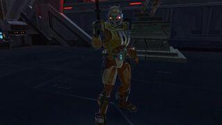 Mandalorian Tracker