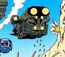 Rocket-Jumper troopship
