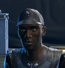 Lieutenant Muir
