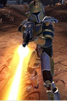 Mandalorian Mercenary (Balmorra)