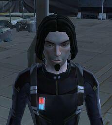 Lieutenant Trell