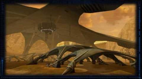 SWTOR Planet Reveal - Voss
