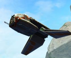 Fortitude-class assault shuttle (tython)