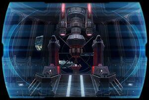 The Emperor's Throne Room