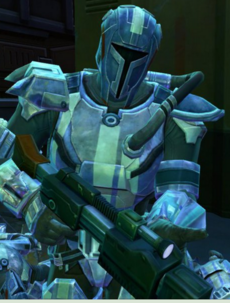 Clan Sharratt Shocktrooper