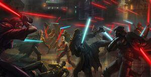 Great War Jedi vs Sith.jpg