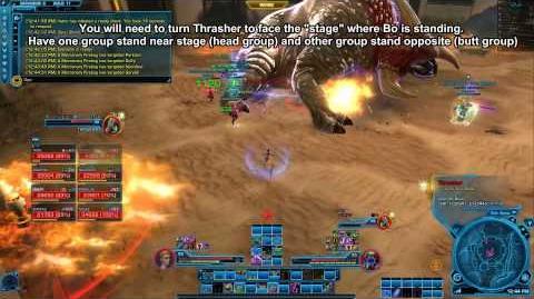 Thrasher 8-Man Nightmare Mode