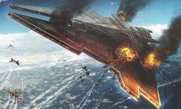 Sith-Battlecrusier