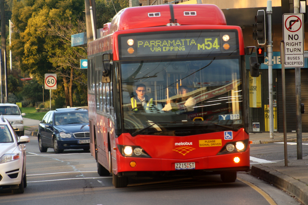 Route M54 Sydney Buses Wiki Fandom Powered By Wikia