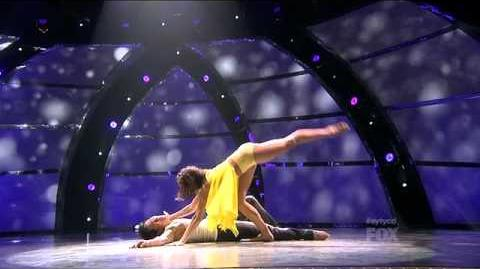 Eliana (with Alex) - Contemporary 2
