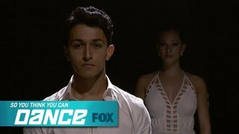 Makenzie & Paul Top 17 Perform SO YOU THINK YOU CAN DANCE FOX BROADCASTING