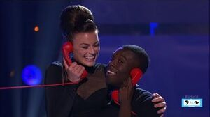 """So You Think You Can Dance - Malene & Stanley """"I've Got Your Number"""" LIVE 7-9-14"""