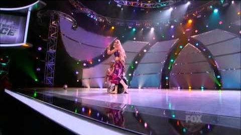 SYTYCD Season 10 - Top 18 Perform - Malece and Jade
