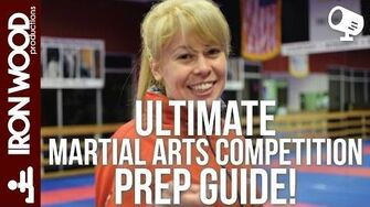 The ULTIMATE Competition Prep Guide! Martial Arts-0
