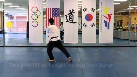 Taegeuk Oh Jang - with notes