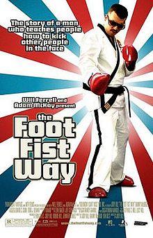 FootFistWay poster