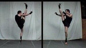 Taekwondo Axe Kick Tutorial (Kwonkicker)