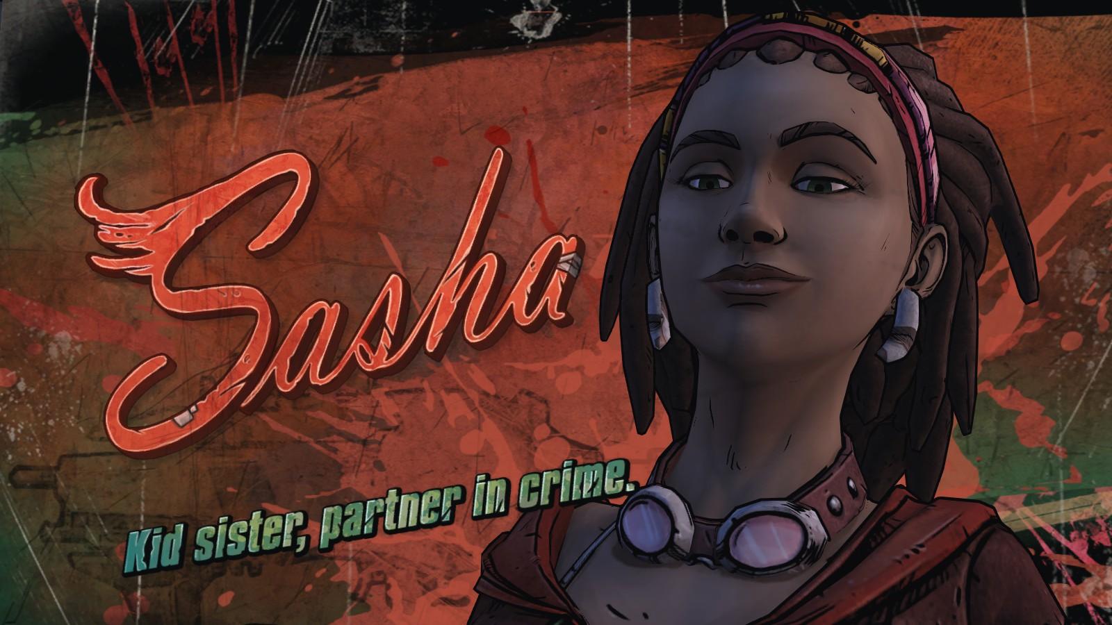 Resultado de imagem para tales from the borderlands sasha