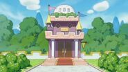 Royal palace - anime