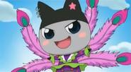 Kuromametchi's Ice Skating Costume