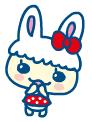 Chamametchi bunny