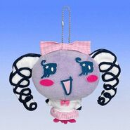 Makiko keychain plush
