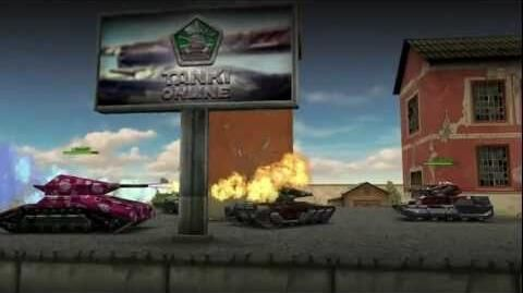 Tanki Online gameplay video-2