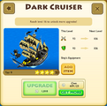 Dark Cruiser Tier 9